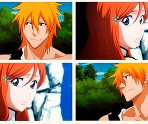 anime, ichihime, and bleach image