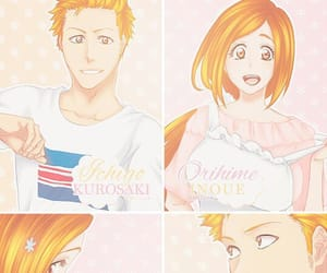 bleach, coloring, and ichihime image