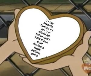 I Love You, memes, and youre cute image