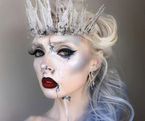artistic, creative, and crown image