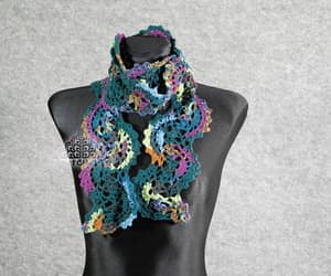 boho scarf, gift for sister, and etsy image