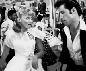 grease, dance, and gif image
