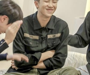army, oppa, and rapmon image