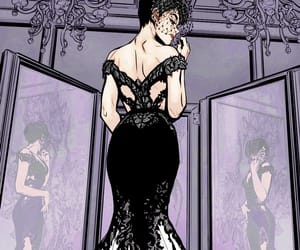 catwoman, dc comics, and comic image