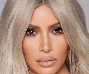kim kardashian, kim kardashian west, and kkw image