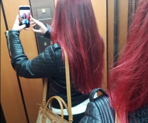 beautiful, pretty, and redhair image