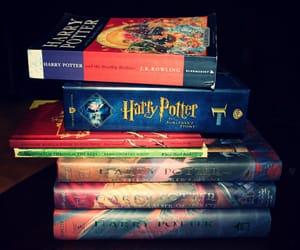 azkaban, beasts, and books image