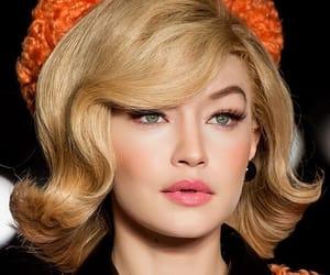 beautiful, blonde, and gigi hadid image