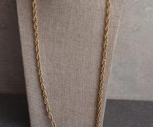 prince of wales, chain necklace, and vintage chain image