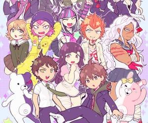 danganronpa, anime, and cute image
