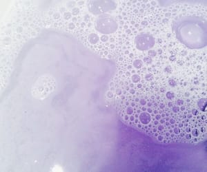 purple and water image