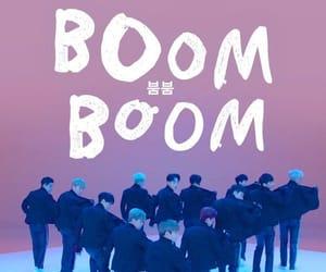 Seventeen, boom boom, and kpop image