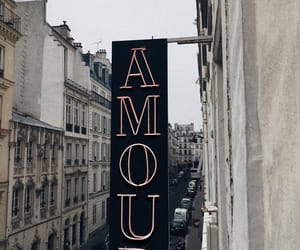 amour, city, and architecture image