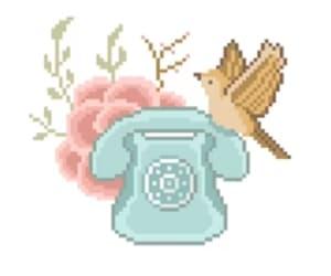 animal, fleur, and flower image