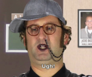 tim and eric and selfie image