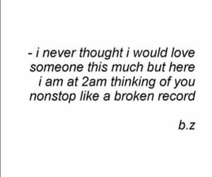 love, quotes, and 2am image