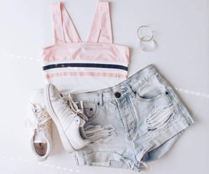 fashion.cute, jeans, and outfit image
