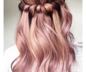 beauty, hair, and hair styles image