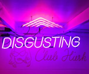 aesthetic, club, and light image