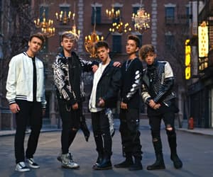 band, hooked, and why don't we image