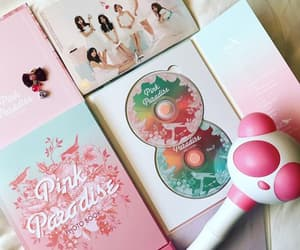 album, kpop, and pink image