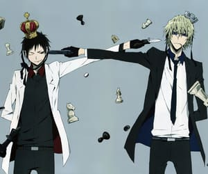anime, shizuo, and drr image