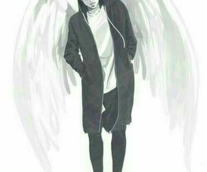 angel, leader, and bts image