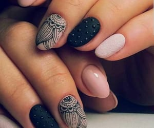 gel, matte, and nails image