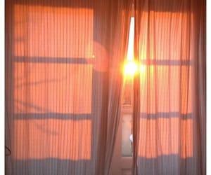 aesthetic, sun, and peach image