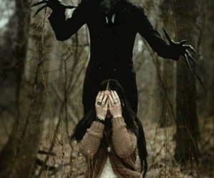 evil and satanic image