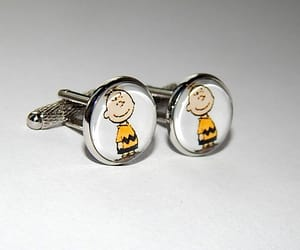 etsy, men's accessories, and comics cufflinks image