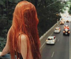 brazil, red hair, and girl image