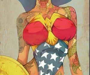 art, art work, and comic book image