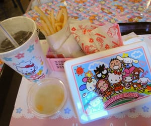 hello kitty, food, and kawaii image