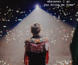 song lyrics, Harry Styles, and harry styles tour image