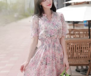 fashion, asian fashion, and dress image