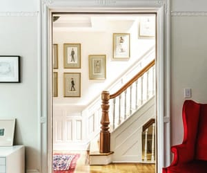 brownstone, decor, and home image