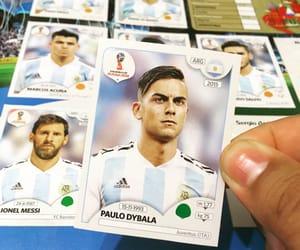 argentina, estampas, and football image