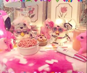furbies, i love pink, and pink image