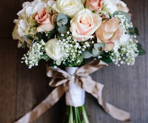 flowers, wedding, and beautiful image