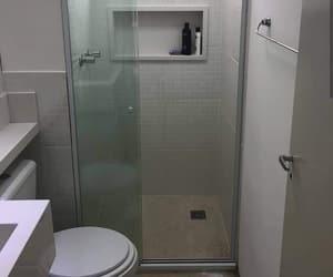 banheiro, moderno, and white image