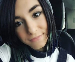 girl, singer, and christina grimmie image