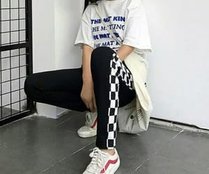 aesthetic, fashion, and outfit image