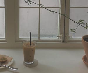 coffee, aesthetic, and beige image
