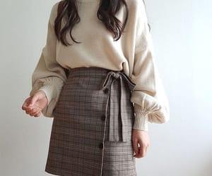 aesthetic, inspiration, and korean fashion image