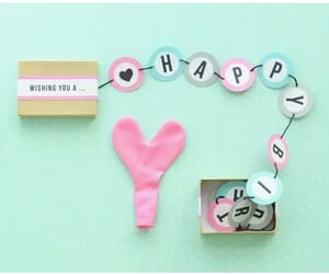 diy, birthday, and happy birthday image