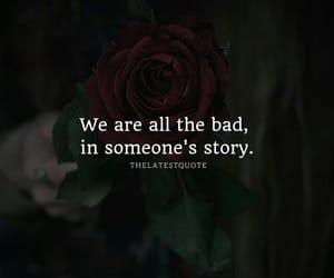bad, sad, and story image