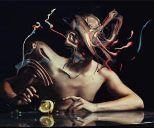 abstract, gif, and art image