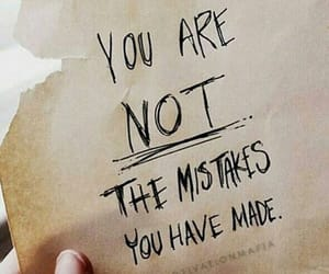 quotes, mistakes, and motivation image