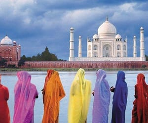 islam, hijab, and india image